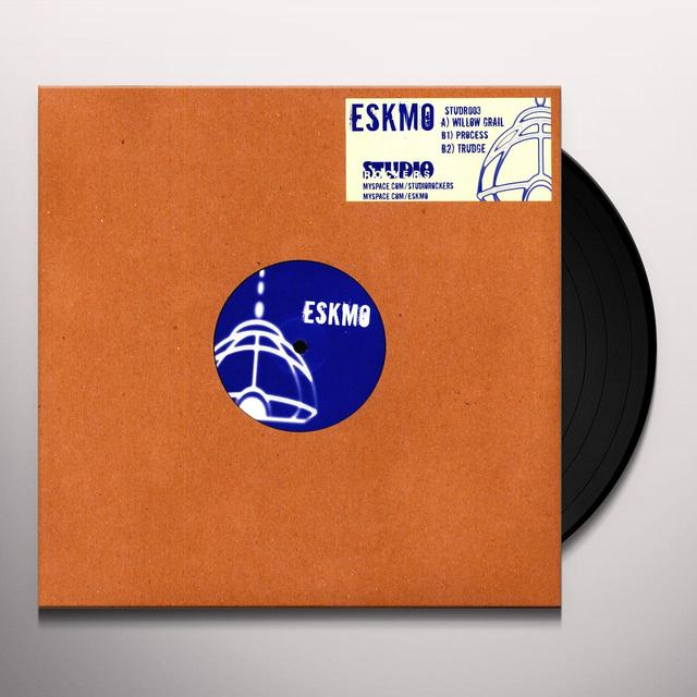 Eskmo WILLOW GRAIL/PROCESS/TRUDGE Vinyl Record - UK Import