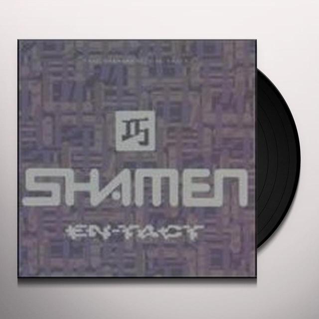 Shamen EN TACT Vinyl Record - UK Import