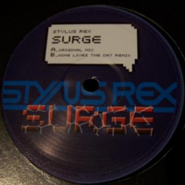 Stylus Rex SURGE Vinyl Record - UK Release