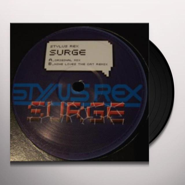 Stylus Rex SURGE Vinyl Record - UK Import