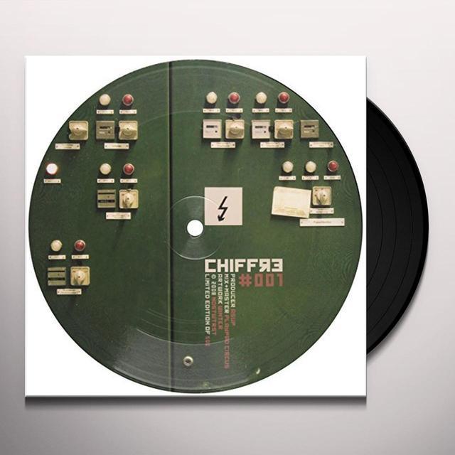 Asup CHIFFRE Vinyl Record - UK Import