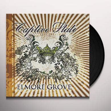 Captive State MONA & CHINA WHITE DOLL SINGLE Vinyl Record - UK Import