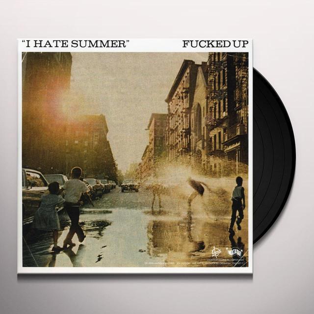 Fucked Up CROOKED HEAD Vinyl Record - Canada Import