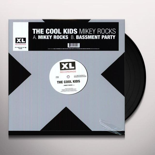 Cool Kids MIKEY ROCKS Vinyl Record