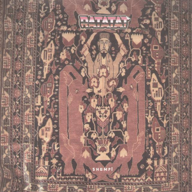 Ratatat SHEMPI Vinyl Record - UK Import