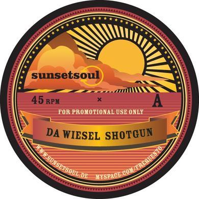 Da Wiesel SHOTGUN Vinyl Record - UK Release