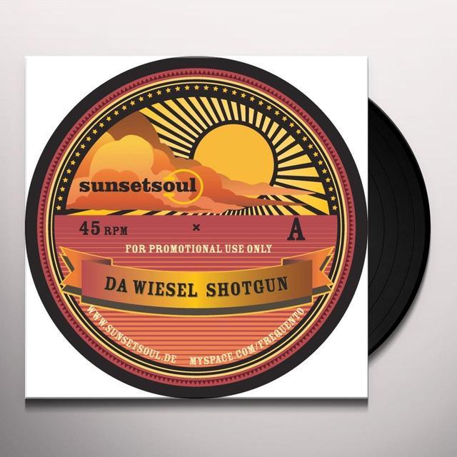 Da Wiesel SHOTGUN Vinyl Record - UK Import