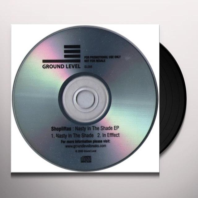 Shopliftas NASTY IN THE SHADE EP Vinyl Record - UK Import