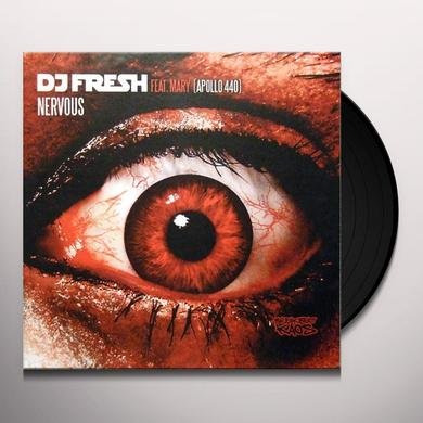 Fresh Bc NERVOUS Vinyl Record - UK Import
