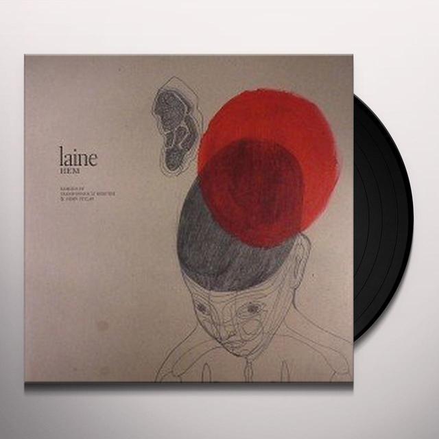 Laine HEM Vinyl Record - UK Release