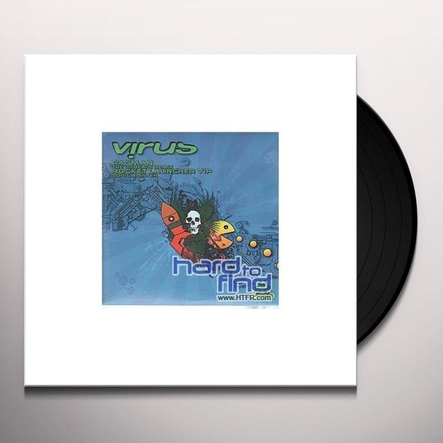 Ed Rush & Optical.Sonic & Sil PACMAN (UPBEATS RMX)/ROCKET LAUNCHER Vinyl Record