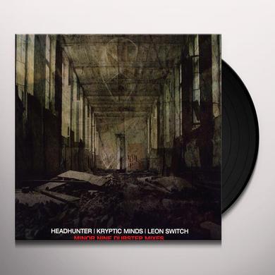 Kryptic Minds & Leon Switch MINOR NINE REMIXES (HEADHUNTER/KRYPTIC MINDS & L Vinyl Record