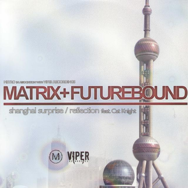 Matrix Vs. Futurebound SHANGHAI SURPRISE/REFLECTION Vinyl Record