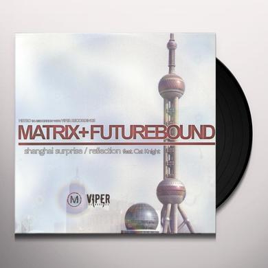 Matrix Vs. Futurebound SHANGHAI SURPRISE/REFLECTION Vinyl Record - UK Import