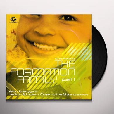 Nero ENERGY REMIX Vinyl Record - UK Import
