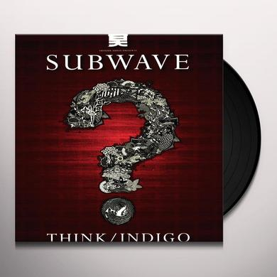 Subwave THINK/INDIGO Vinyl Record - UK Import