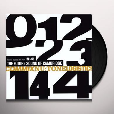 Commix.Nu Tone.Logistics VOL. 3-FUTURE SOUND OF CAMBRIDGE Vinyl Record - UK Import