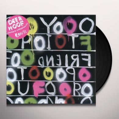 Deerhoof FRIEND OPPORTUNITY Vinyl Record - UK Import
