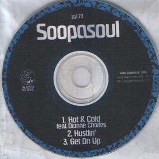 Soopasoul HOT & COLD Vinyl Record - UK Release