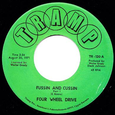 Four Wheel Drive FUSSIN & CUSSIN Vinyl Record