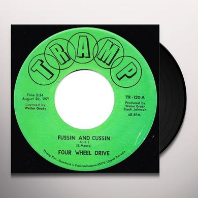 Four Wheel Drive FUSSIN & CUSSIN Vinyl Record - UK Import