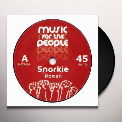 Snorkie WOMAN Vinyl Record - UK Release