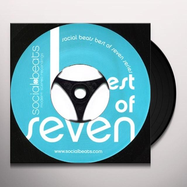 Laura Van & The Vipertones STEAM Vinyl Record - UK Import