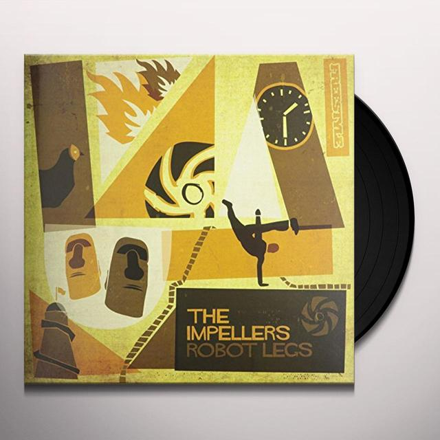 The Impellers HOW AM I? Vinyl Record - UK Import