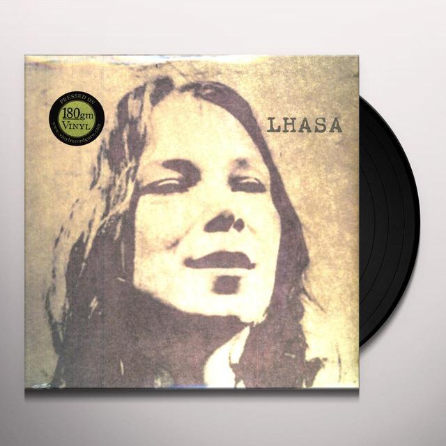 LHASA Vinyl Record