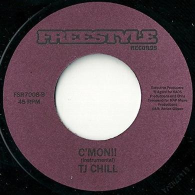 Tj Chill C'MON!! Vinyl Record - UK Release
