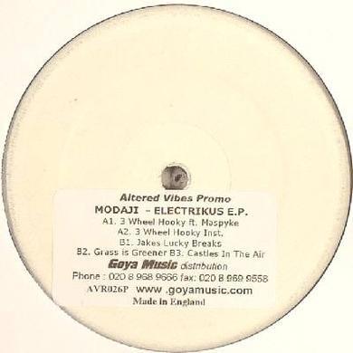 Modaji ELECTRIKUS EP Vinyl Record - UK Release