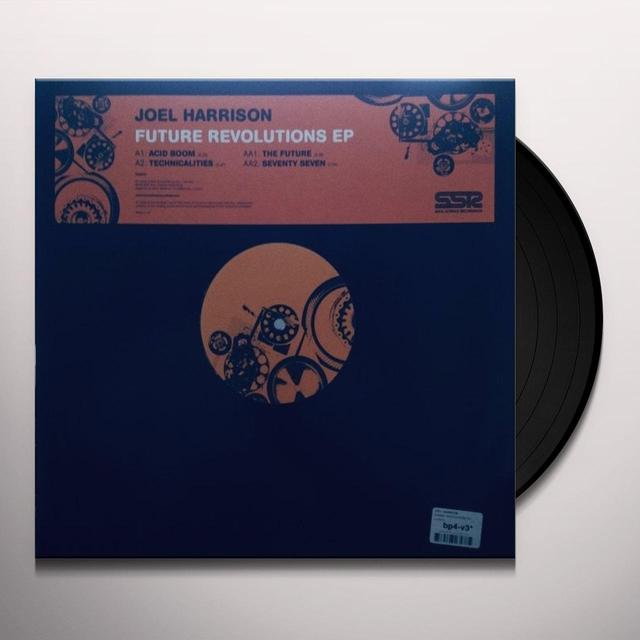 Joel Harrison FUTURE REVOLUTIONS EP Vinyl Record - UK Release