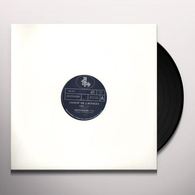 Cookin On 3 Burners CARS Vinyl Record - UK Release