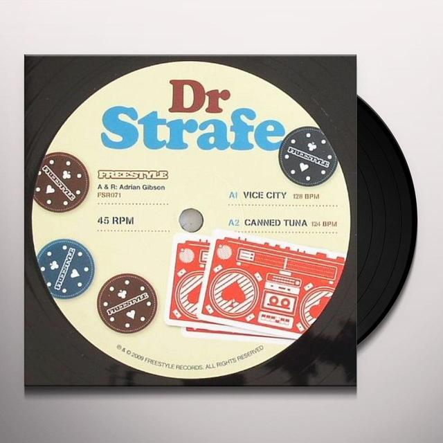 Dr. Strafe VICE CITY Vinyl Record - UK Release