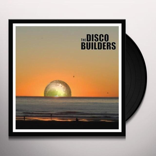 Tal M. Presents The Disco Builders Klein DON'T LOOK BACK EP Vinyl Record - UK Import