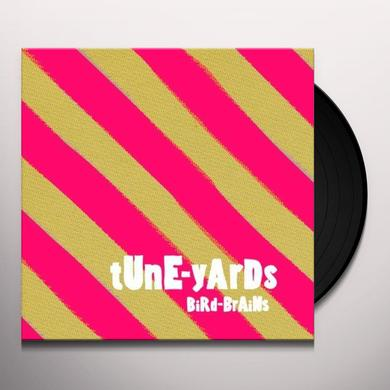 Tune-Yards BIRD-BRAINS (WITH BONUS TRACKS) Vinyl Record - UK Release