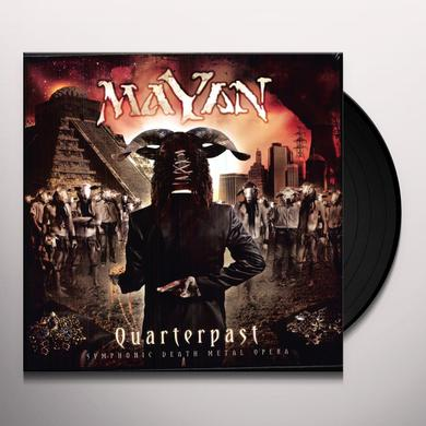 Mayan QUARTERPAST Vinyl Record - Holland Import