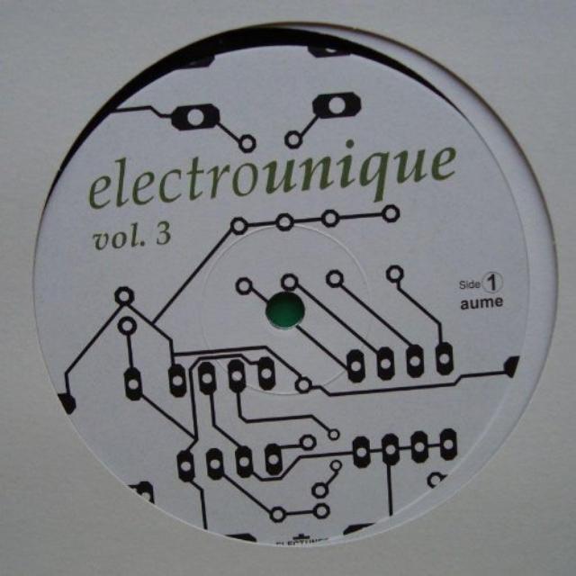 Electrounique 3 / Various