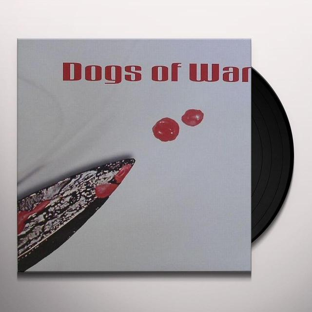 DOGS OF WAR Vinyl Record - UK Release