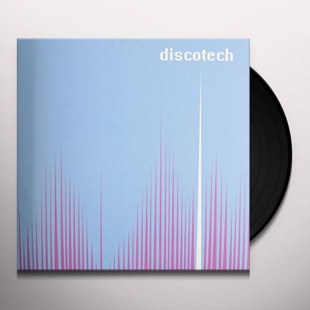 Discotech / Various (Uk) DISCOTECH / VARIOUS Vinyl Record - UK Import