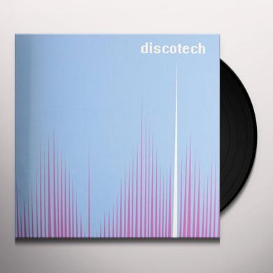 Discotech / Various (Uk) DISCOTECH / VARIOUS Vinyl Record - UK Release