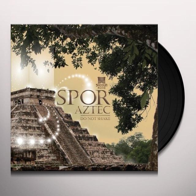 Spor AZTEC/DO NOT SHAKE Vinyl Record - UK Import