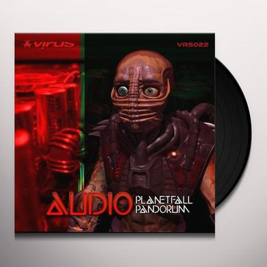 Audio PLANETFALL/PANDORUM Vinyl Record - UK Import