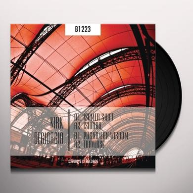 Kirk Degiorgio ISOMER SHIFT EP Vinyl Record - UK Import