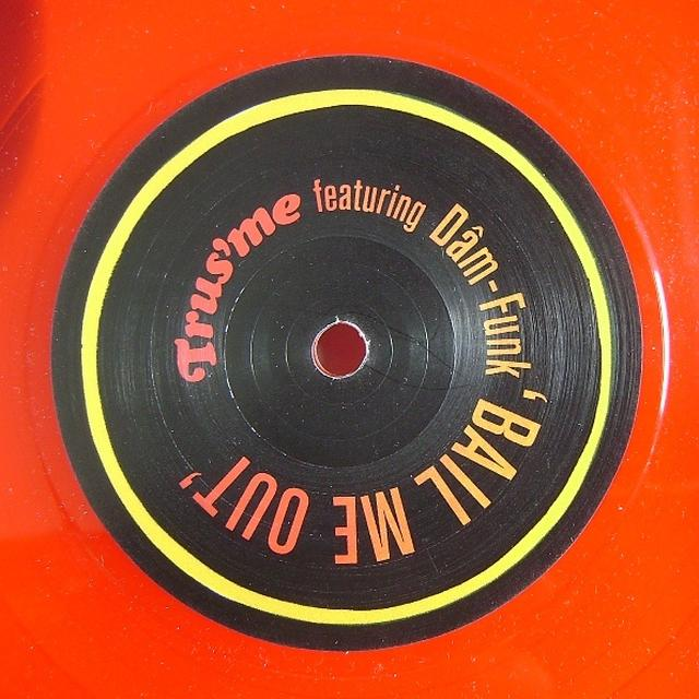 Trusme BAIL ME OUT Vinyl Record - UK Release