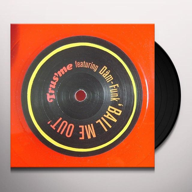 Trusme BAIL ME OUT Vinyl Record - UK Import