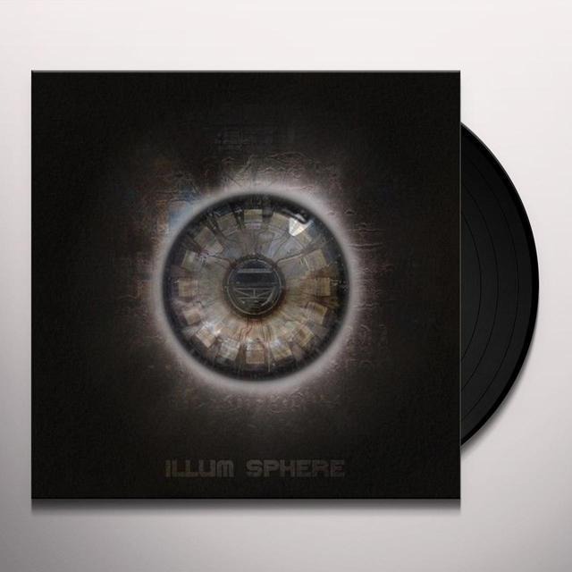 Illum Sphere INCOMING E.P Vinyl Record - UK Import