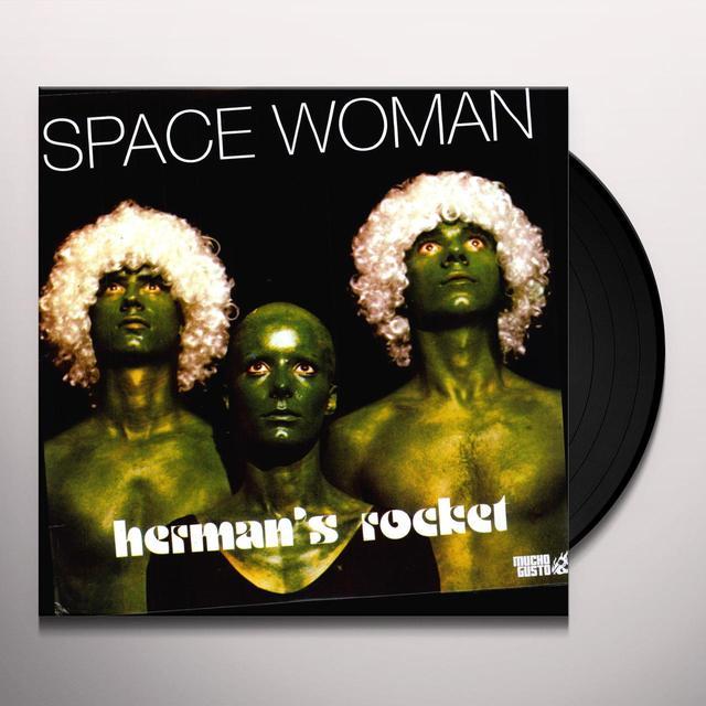 Herman'S Rocket SPACE WOMAN Vinyl Record - Canada Import