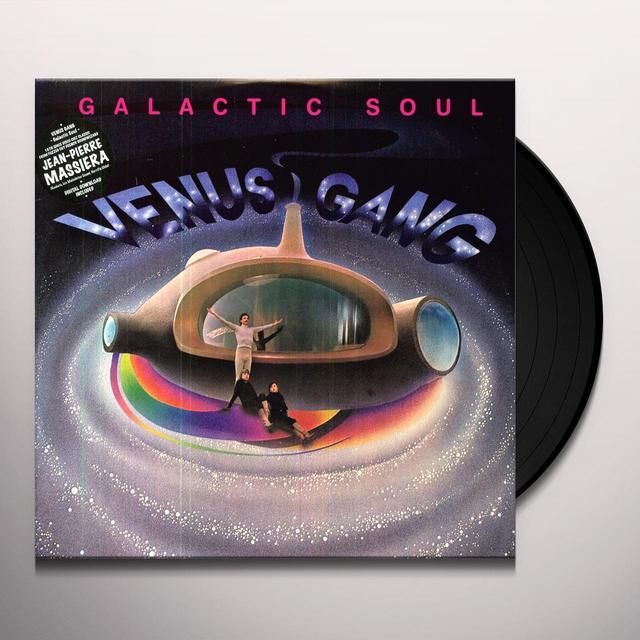 Venus Gang GALACTIC SOUL Vinyl Record