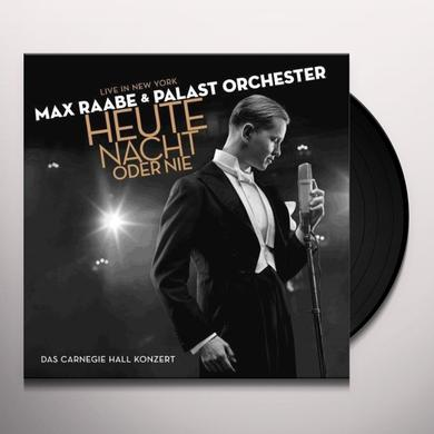 Max Raabe & Palast Orchester HEUTE NACHT ODER NIE Vinyl Record - UK Import